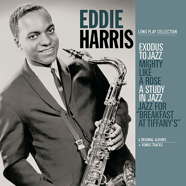 Eddie Harris: Long Play Collection