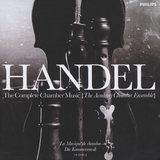 Handel: Oboe Sonata in C minor, Op.1, No.8, HWV 366 - 2. Allegro