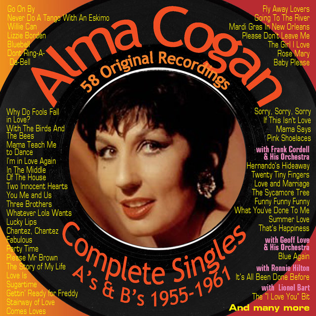 Complete Singles A's & B's 1955-1961
