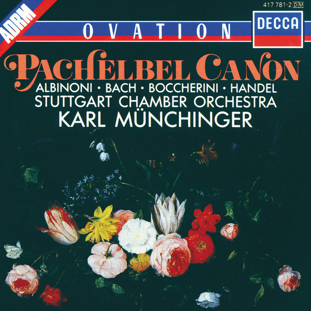 Albinoni / J.S.Bach / Handel / Pachelbel etc.: Adagio / Fugue in G minor / Organ Concerto No.4 / Canon etc.