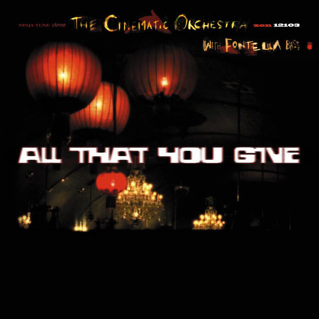 All That You Give