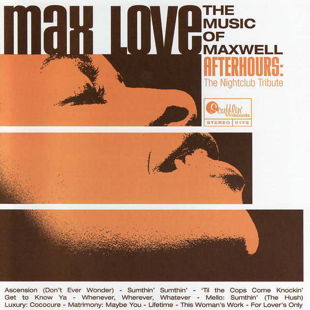 Max Love: The Music of Maxwell - The Nightclub Tribute