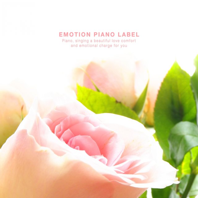 Romantic new age piano with love