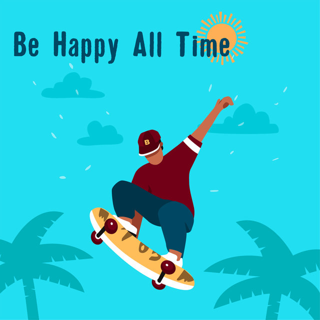 Be Happy All Time - Zone of Positive Wellbeing, Jazz Melodies 2020, Nice Mood, State of Being Comfortable and Happy