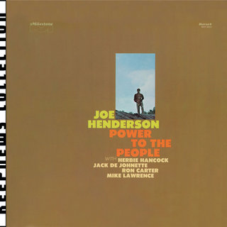 Mode for joe joe henderson tidal power to the people keepnews collection remasteredjoe henderson stopboris Images