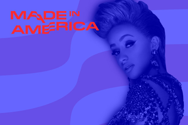Bartier Cardi (Live at Made In America 2019)