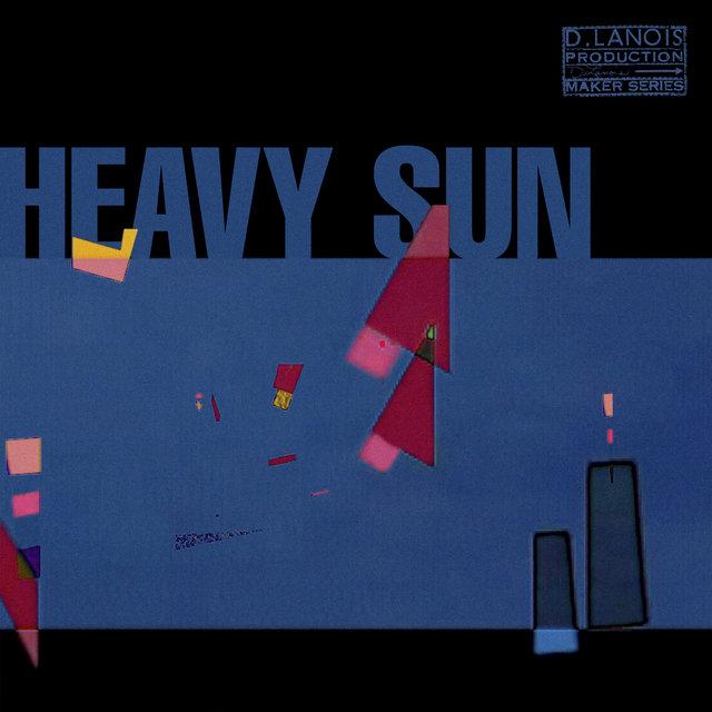 Cover art for album Heavy Sun by Daniel Lanois