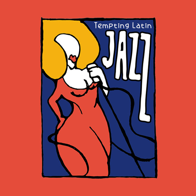 Tempting Latin Jazz - Perfect Musical Jazz Background for a Sensual Dance with a Partner on the Beach in the Moonlight