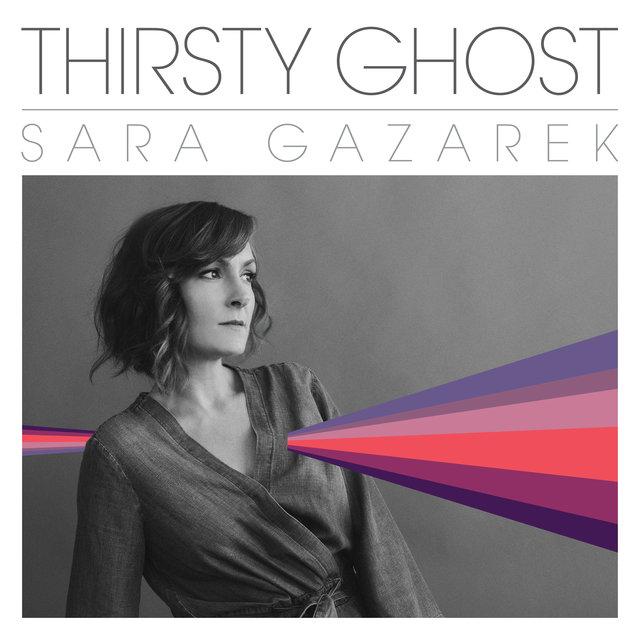 Cover art for album Thirsty Ghost by Sara Gazarek