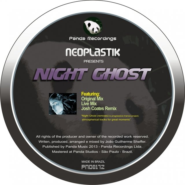 Night Ghost (Remixes)