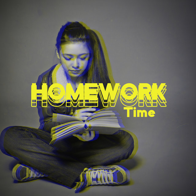 Homework Time: 15 New Age Songs for Focused Study, Better Concentration, Learn Easy