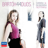 44 Duos For Two Violins, Sz. 98 - Bartók: 44 Duos for Two Violins, Sz 98 - 1. Párosító
