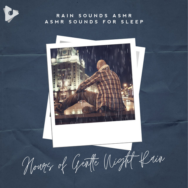 Hours of Gentle Night Rain