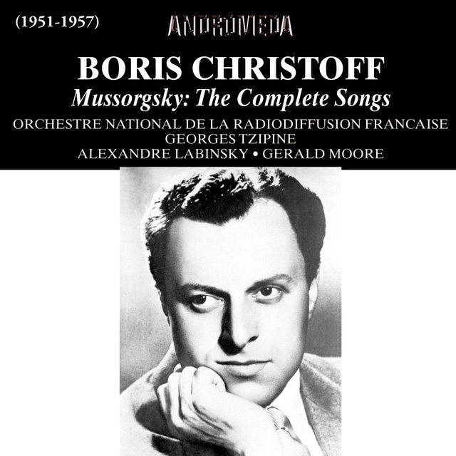 Mussorgsky: The Complete Songs