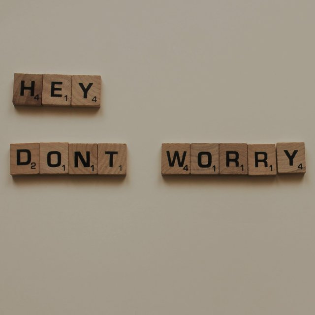Hey Don't Worry