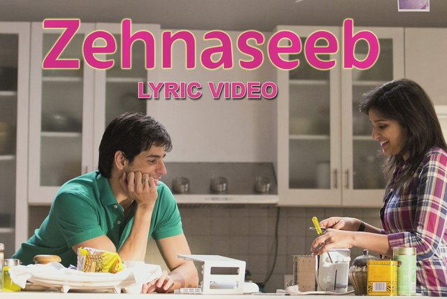 Zehnaseeb (Lyric Video)