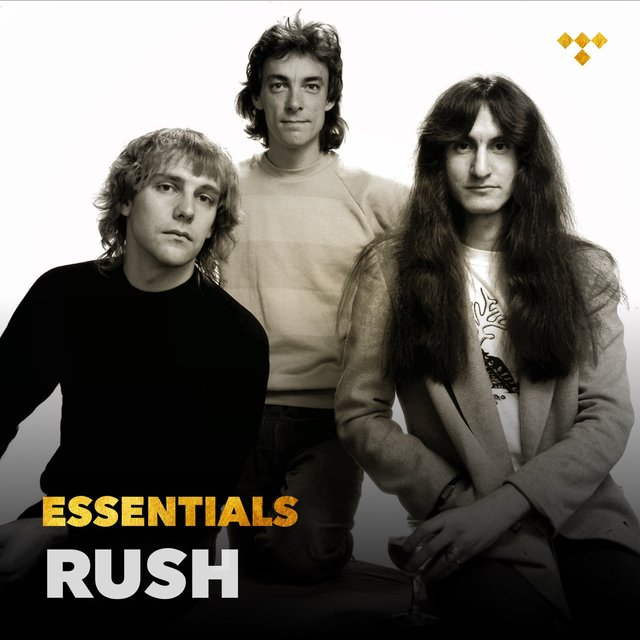 Cover art for album Rush Essentials by TIDAL