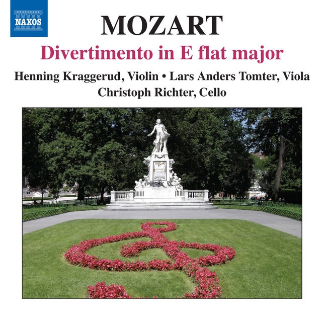 Mozart: Divertimento in E-Flat Major