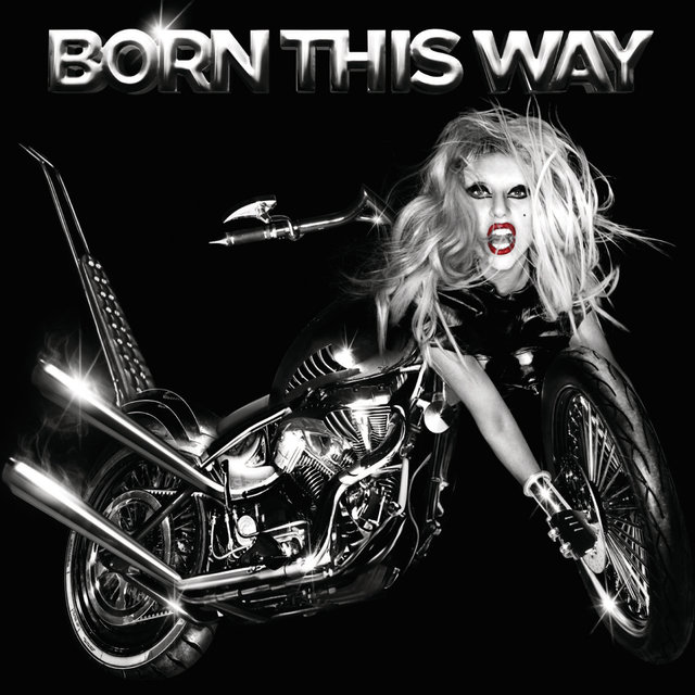 Born This Way (International Standard Version - Digital Booklet)