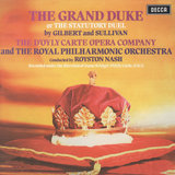 Sullivan: The Grand Duke / Act 1 - Won't it be a pretty wedding?