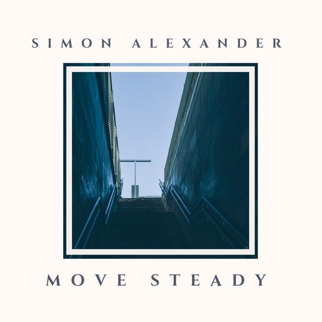 Cover art for album  by Simon Alexander