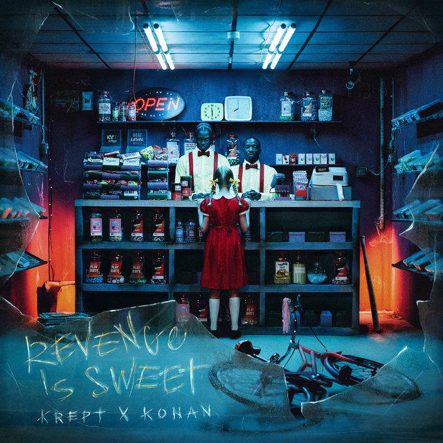 Cover art for album G Love by Krept & Konan, Wizkid