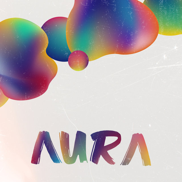 Cover art for album Aura by Nenny