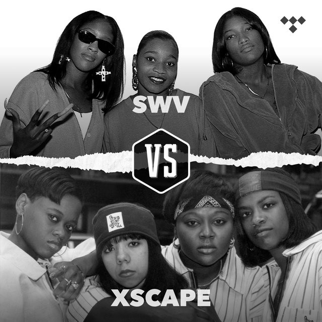 Cover art for album SWV vs. Xscape by TIDAL