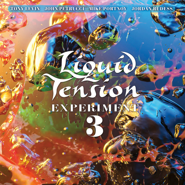 Cover art for album LTE3 (Deluxe Edition) by Liquid Tension Experiment