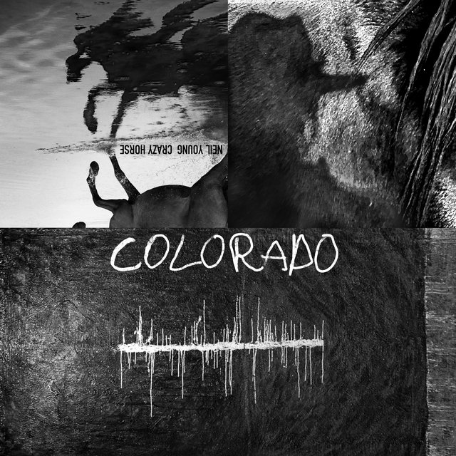 Cover art for album Colorado by Neil Young