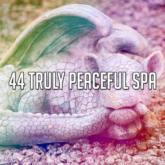 44 Truly Peaceful Spa