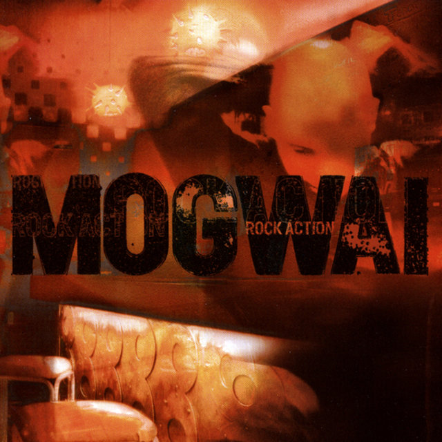 Cover art for album Rock Action by Mogwai