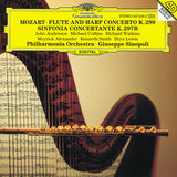 Mozart: Concerto for Flute, Harp, and Orchestra in C, K.299 - 2. Andantino