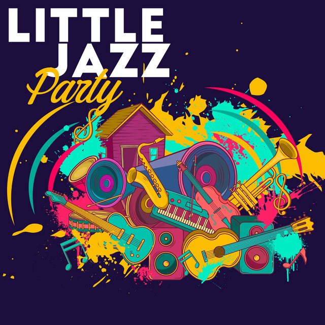 Little Jazz Party - Jazz Dance Songs, Party Jazz Vibes, Relaxing Jazz, Night Jazz, Instrumental Jazz Music, Jazz Lounge, Perfect Relax Zone