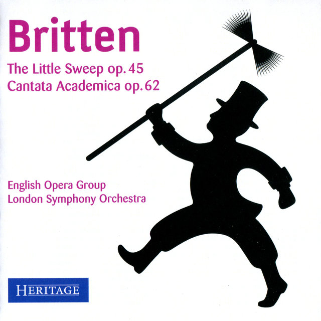 Britten: The Little Sweep & Cantata Academia