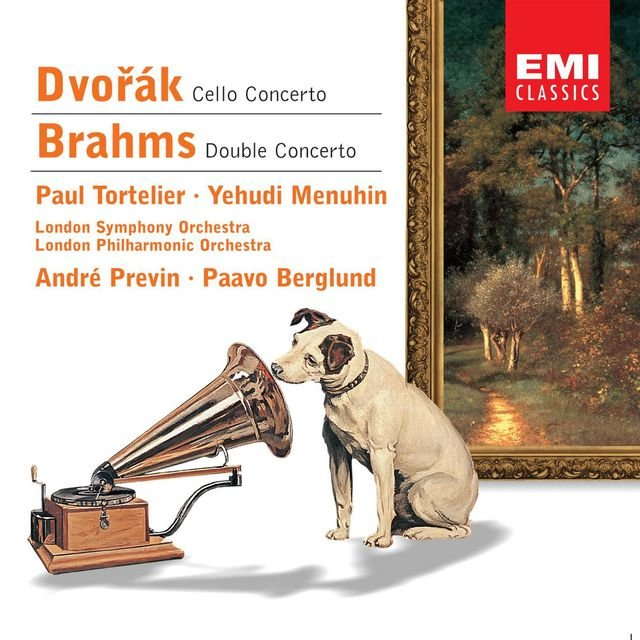 Dvorák: Cello Concerto No. 2 - Brahms: Double Concerto