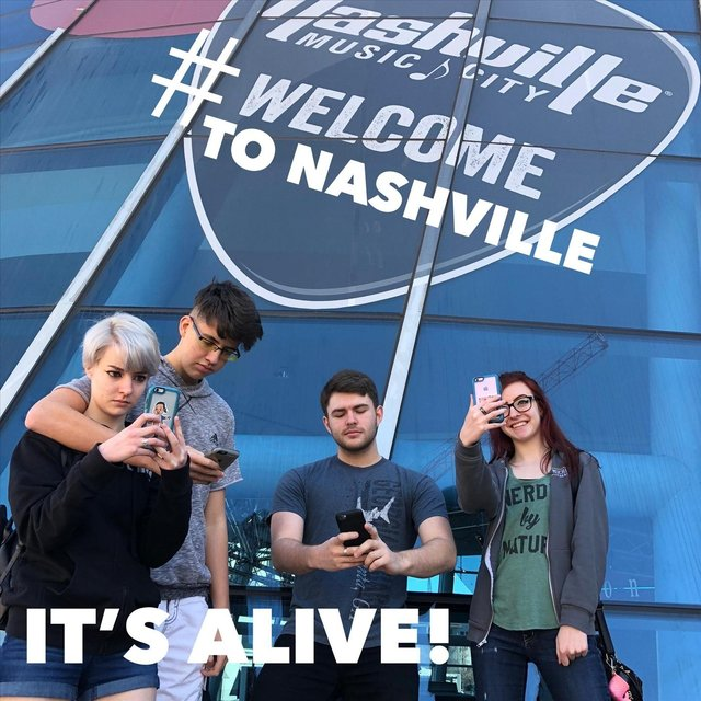 It's Alive! #Welcometonashville