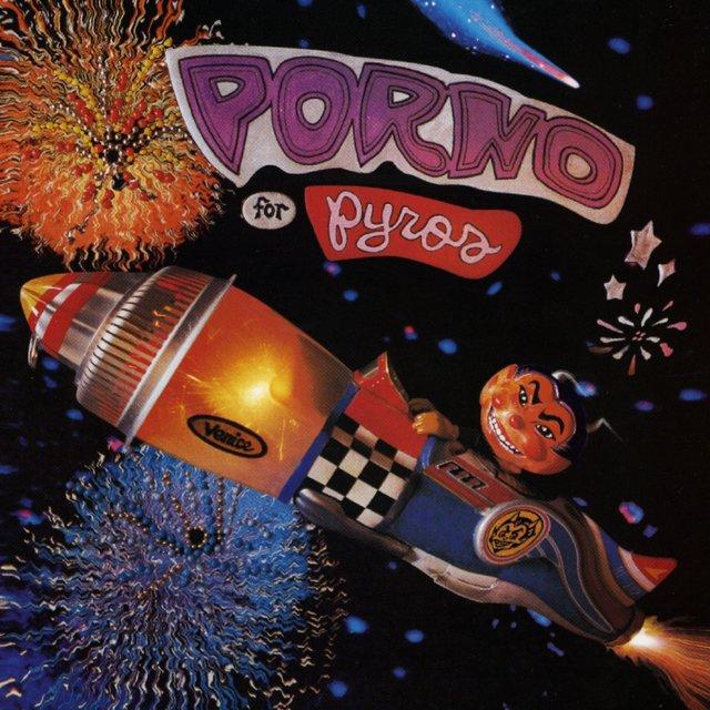 Cover art for album  by Porno For Pyros