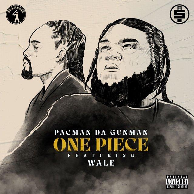 Cover art for album One Piece by Pacman da Gunman, Wale