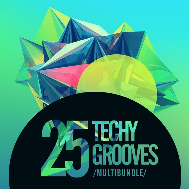 25 Techy Grooves Multibundle