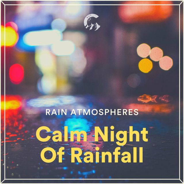 Calm Night Of Rainfall