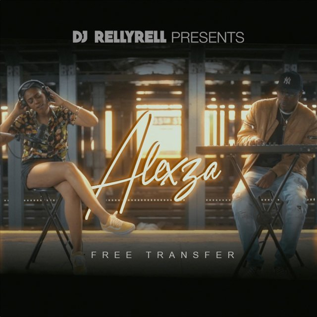 Cover art for album  by Alexza, DJ RELLYRELL