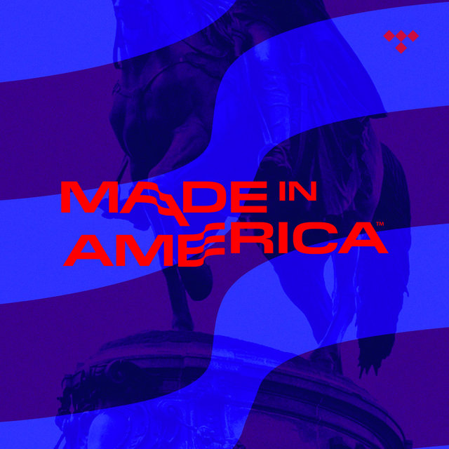 Cover art for album Made in America 2019 by TIDAL