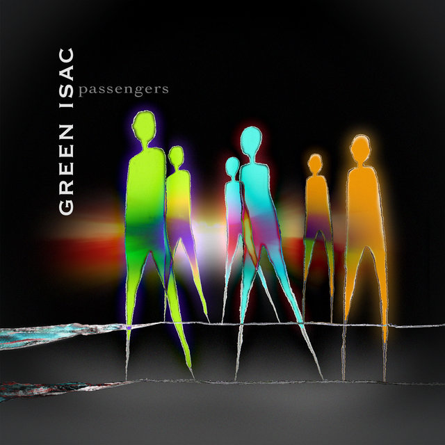 Cover art for album Passengers by Green Isac