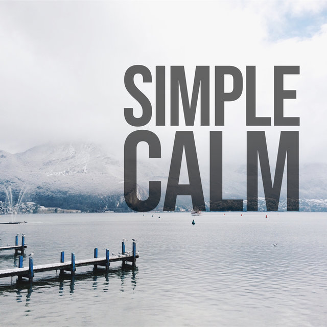 Simple Calm - Deeply Relaxing Chillout Vibes for Moments of Rest