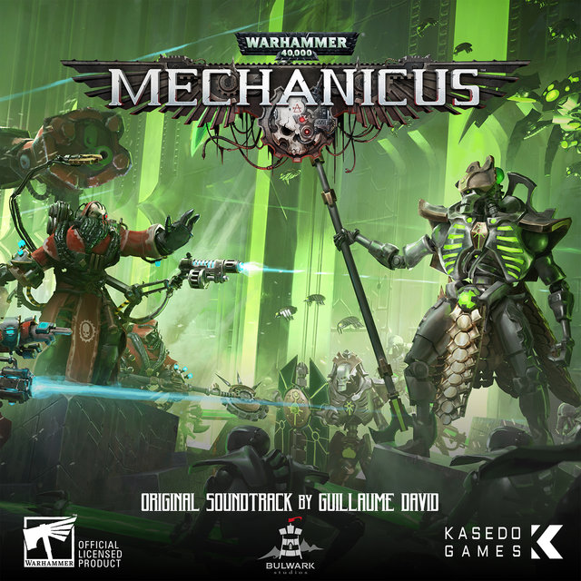 Warhammer 40,000: Mechanicus (Original Soundtrack)