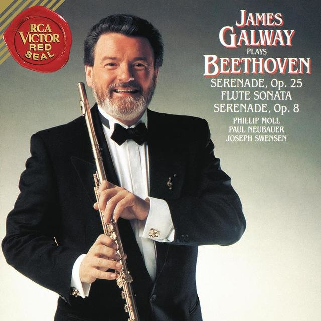 James Galway Plays Beethoven