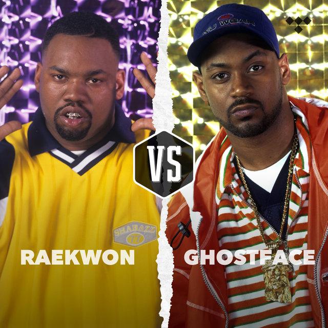 Cover art for album Raekwon vs Ghostface by TIDAL
