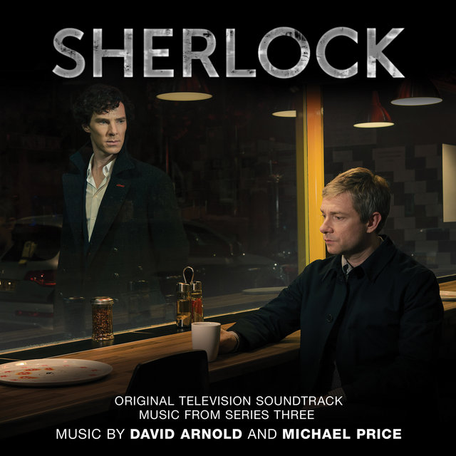 Sherlock Original  TV Soundtrack Series 3