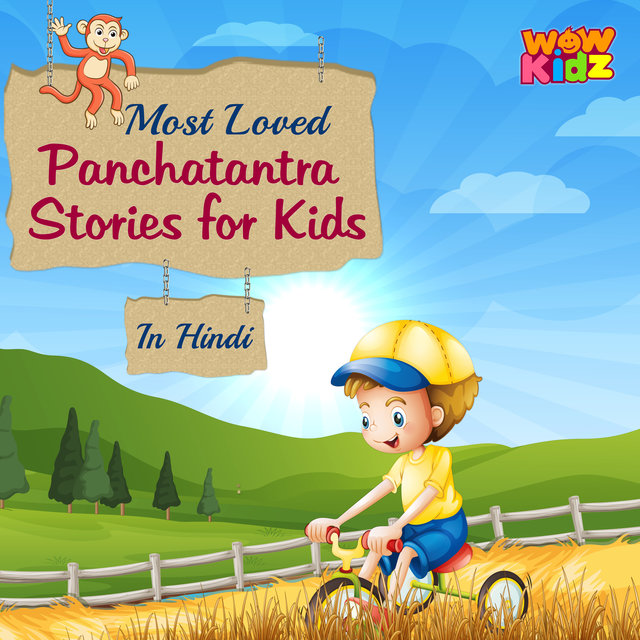 Listen to Panchatantra Stories for Kids by Wow Kidz on TIDAL